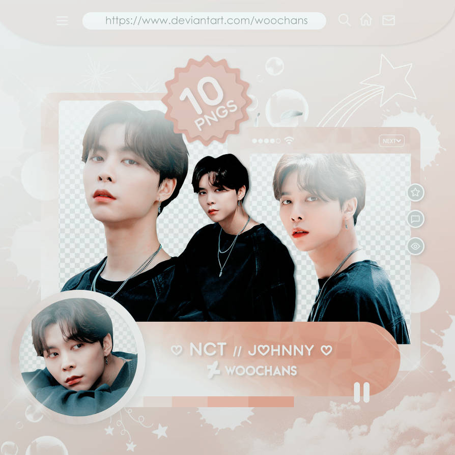 326 Png Pack Nct Johnny By Ungodlybee On Deviantart