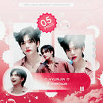 #382 PNG PACK [Stray Kids Hyunjin]