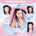 #614 PNG PACK [ITZY Lia]
