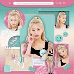 #627 PNG PACK [ITZY Yeji - Weekly Idol]