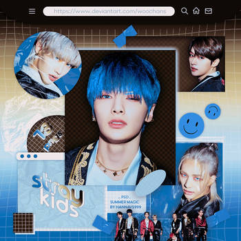#633 PNG PACK [Stray Kids - IN LIFE pt.1]