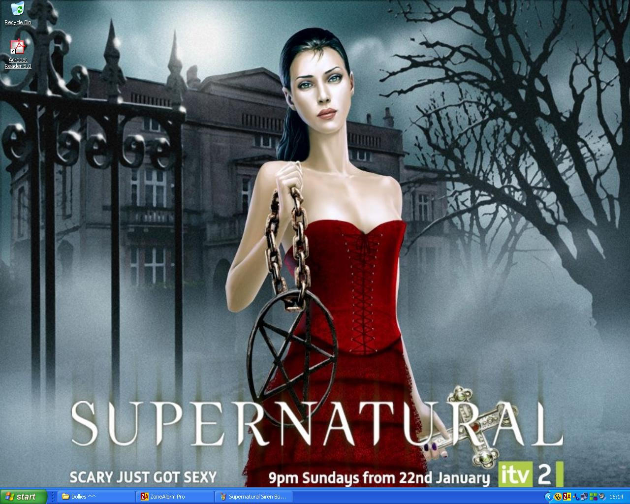 Siren | Supernatural Wiki | Fandom powered by Wikia