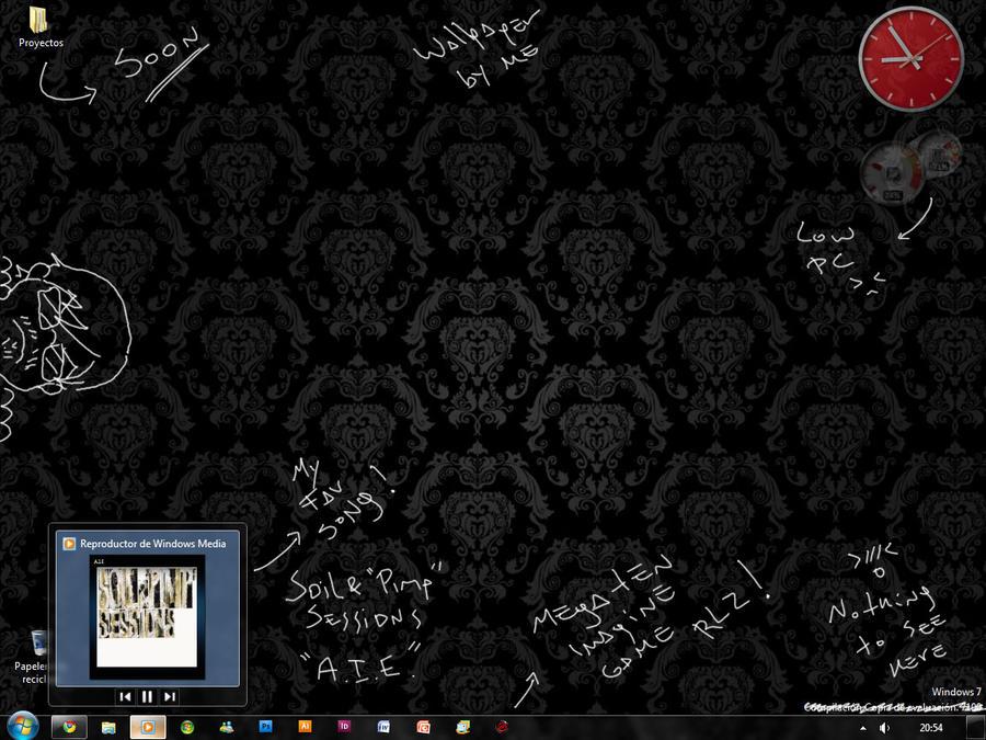Desktop 2010 by akusaru7