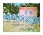 Oil painting Original Landscape