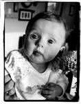 Baby BW by lehPhotography