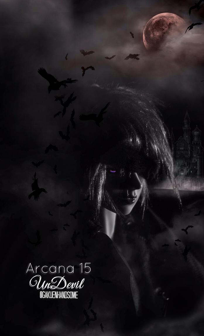 Arcana 15 Un Devil by RyuCine