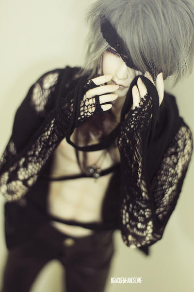 Binded Seduction by RyuCine