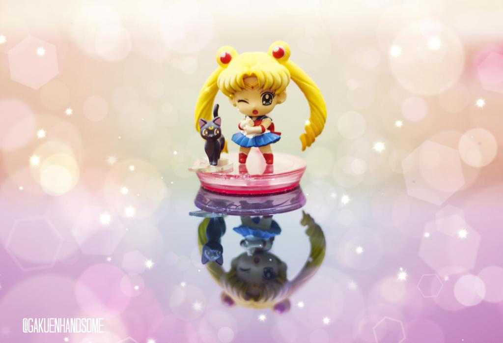 chibi-sized Sparkles by RyuCine