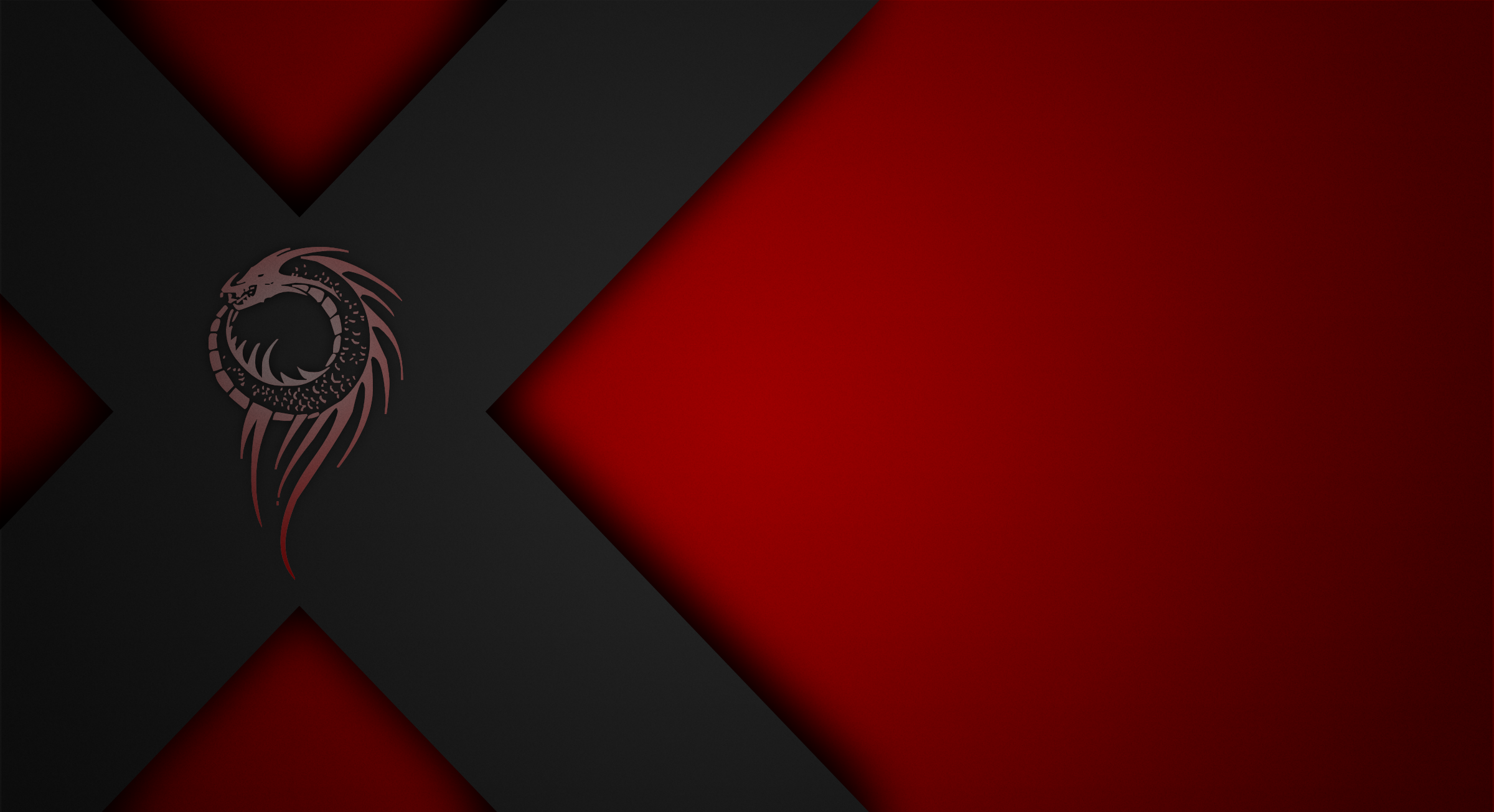 red dragon x wallpaper by labotaze on deviantart