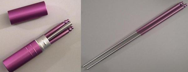 Portable Chopsticks by DavisJes