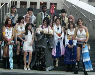 Final Fantasy Cosplay I by DavisJes