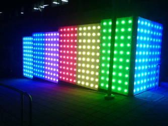 Rainbow Lights 1 by DavisJes