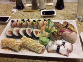 Sushi by DavisJes