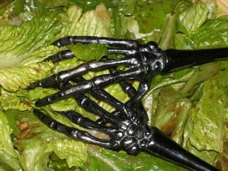 Bony Salad by DavisJes