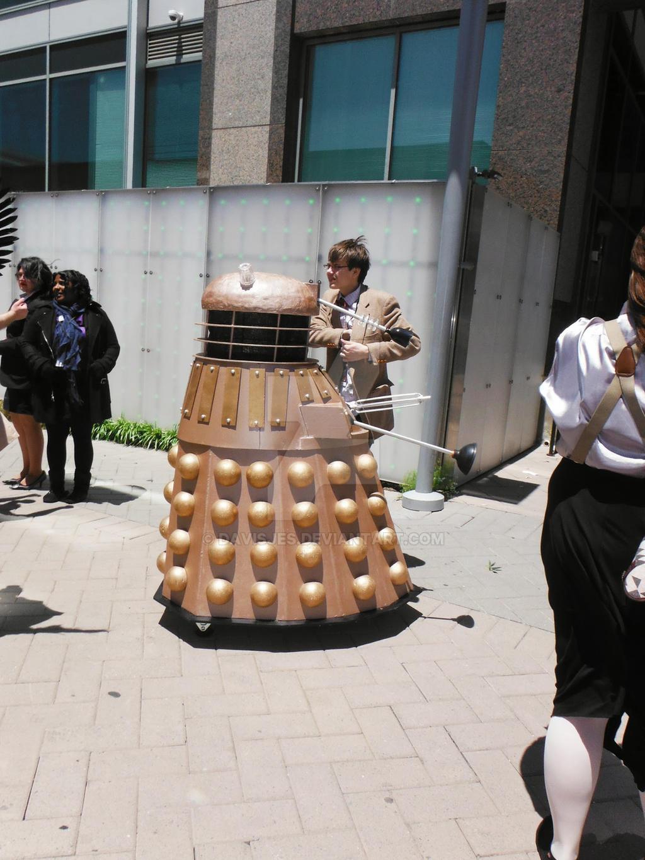 Dalek by DavisJes