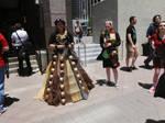 Human Dalek  Female 4th Doctor