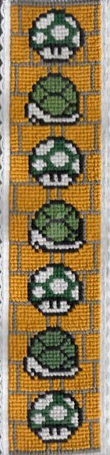 Mario Bookmark by DavisJes