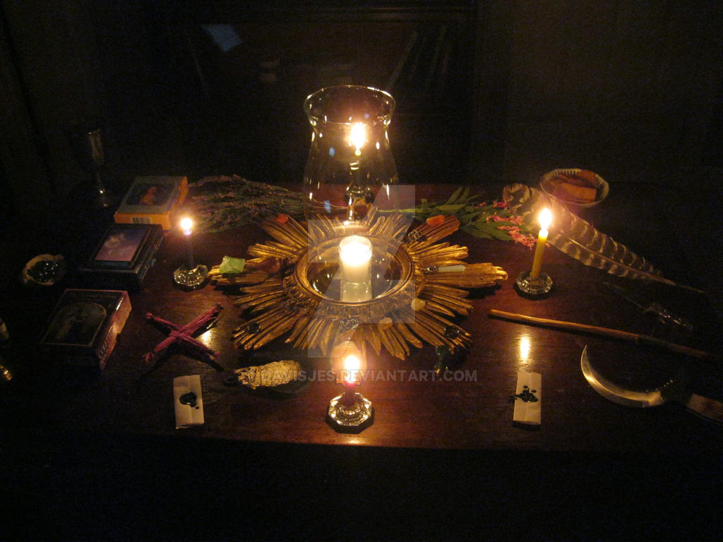 Rededication Altar 02.06.14 by DavisJes
