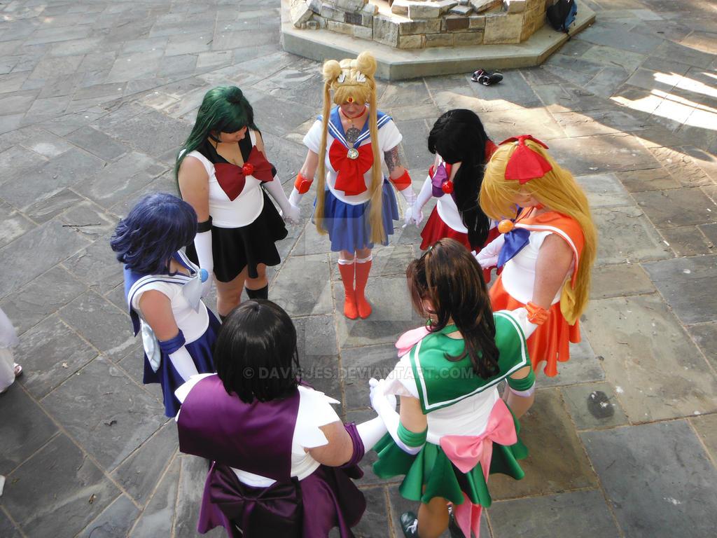 Sailor Planet Power! by DavisJes