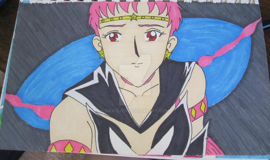 Sailor Star Dreamer by DavisJes