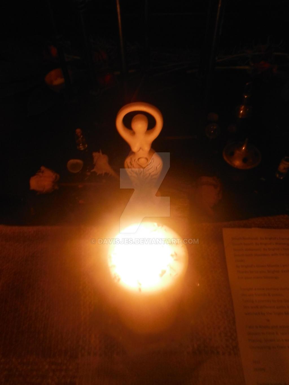Marriage Ritual 1 by DavisJes