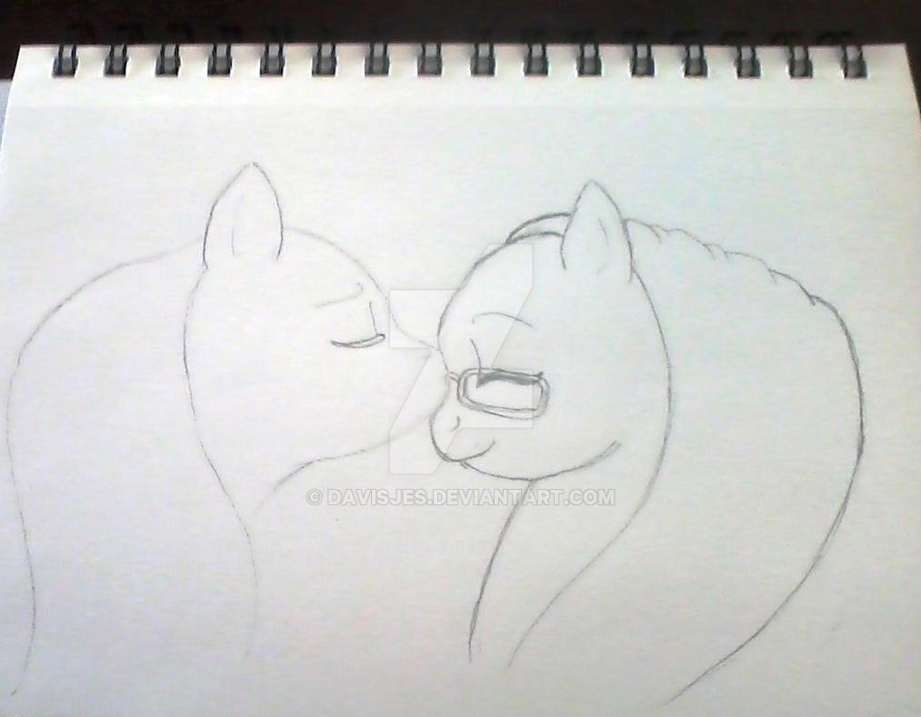Thank You, Labris sketch by DavisJes