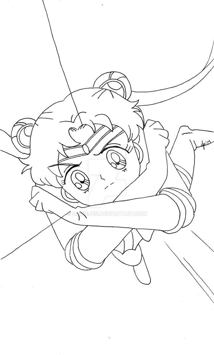 Sailor Body Attack Lines by DavisJes
