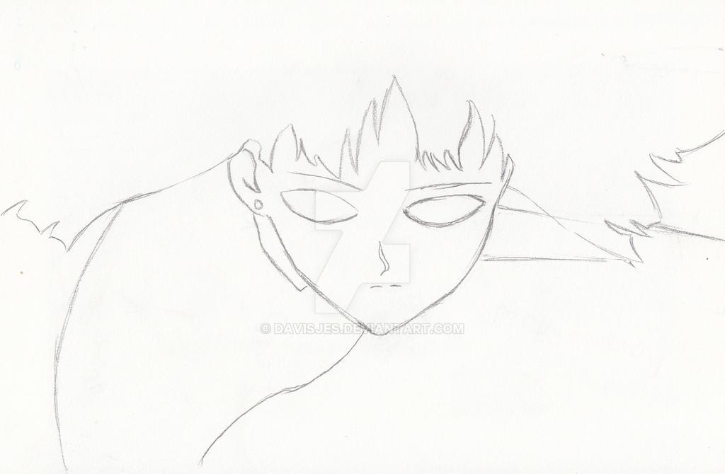 Hotaru Using Her Power by DavisJes