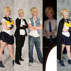 Haruka Tenoh, Sailor Uranus
