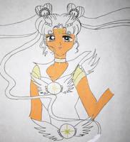 Sailor Cosmos by DavisJes