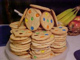 120 Cookies by DavisJes