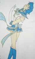 Sera Myu Sailor Mercury