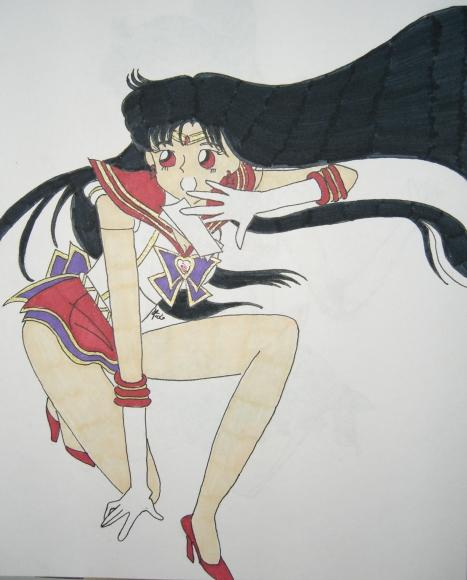 Sera Myu Sailor Mars