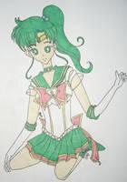 Sera Myu Sailor Jupiter
