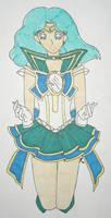 Sera Myu Sailor Neptune by DavisJes