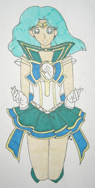 Sera Myu Sailor Neptune