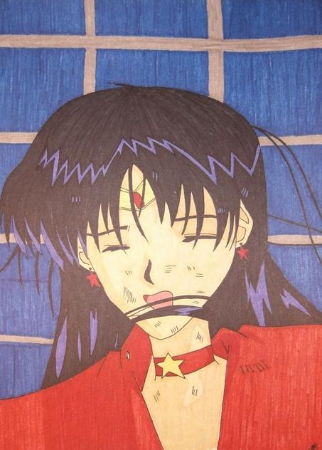 Death of Sailor Mars