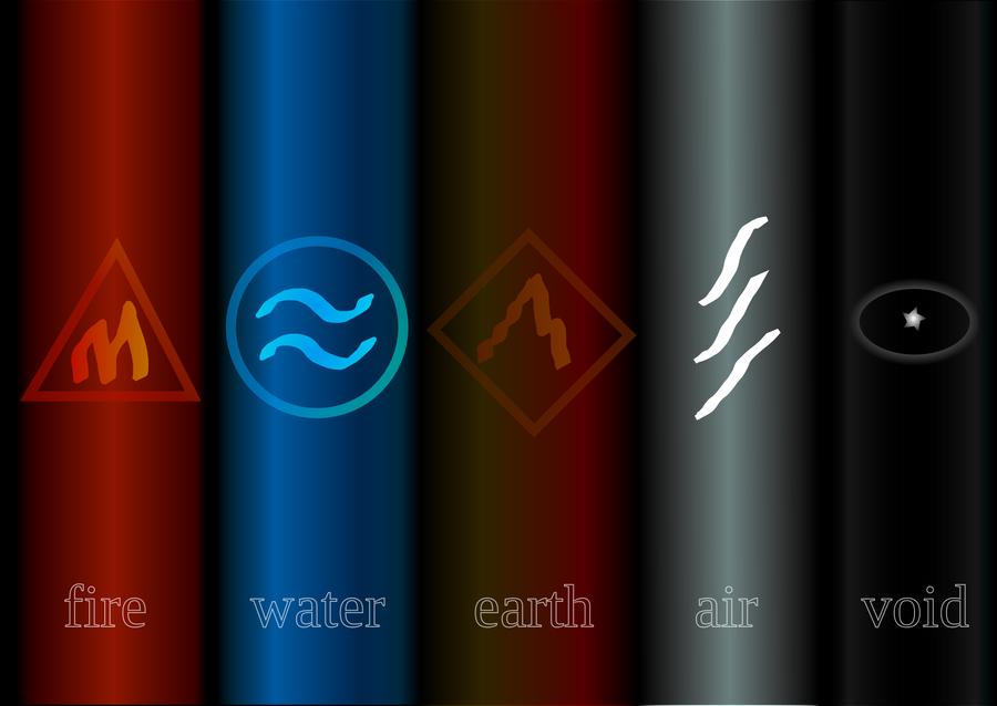 Five Elements Of Art : Five elements by czechbluebear on deviantart