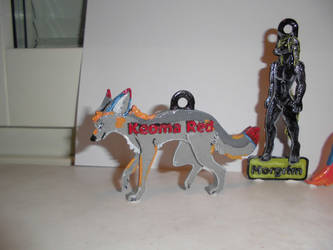 3D-printed con-badges 2 by Petbr120