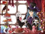 it's teatime by Migotomew