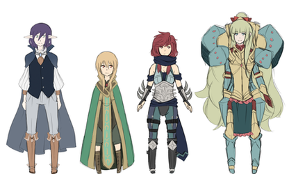 Height Chart by Cydette