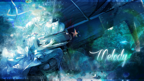 [GFX] Melody by BlueberryDuckling