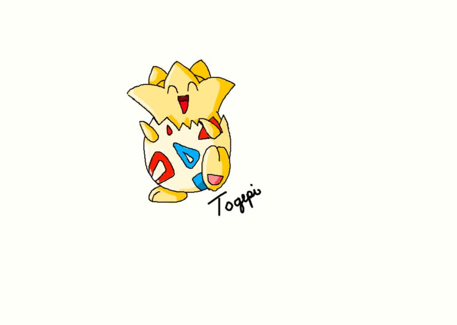 Togepi evolution