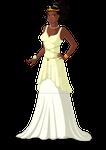 Princess Tiana by SW-Art-and-Design