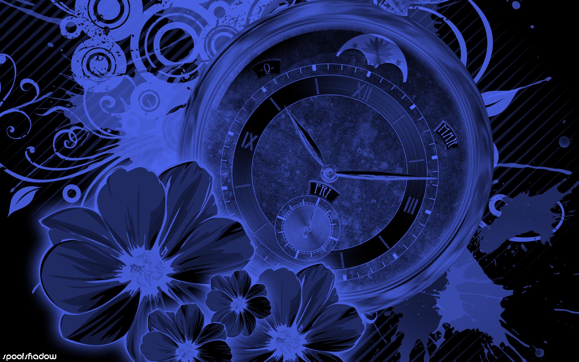 Frozen Timepiece