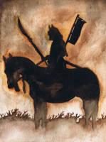 Samurai by QueenRed
