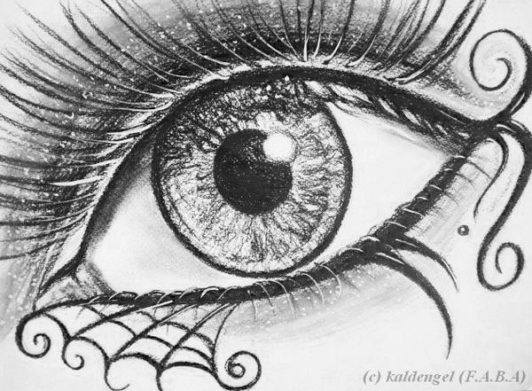 Gothic eye ll by kaldengel