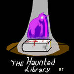 Haunted Library Cover