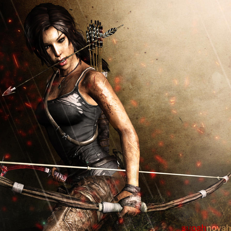 Tomb Raider 2013 Wallpaper: Lara Croft 2 By Vanadise On DeviantArt