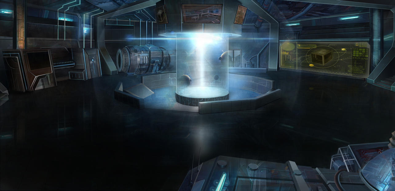 Control room by zyter on deviantart for Futuristic control room